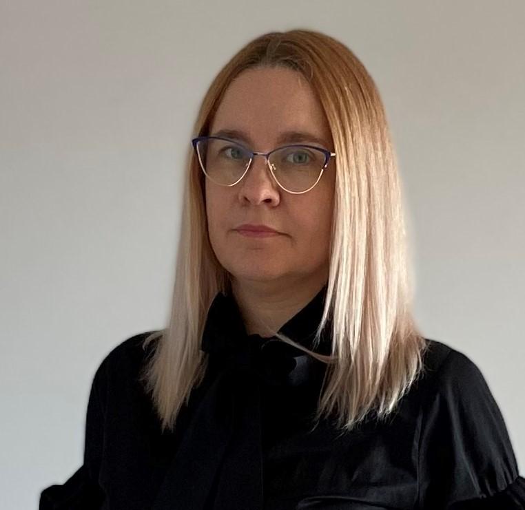 Katarzyna Błaszczak-Świątkiewicz, Ph. D. hab